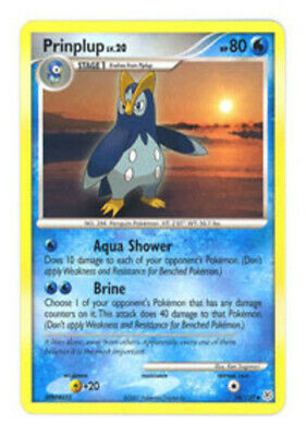 1x - Prinplup - 58/130 - Uncommon HP Pokemon Diamond and Pearl