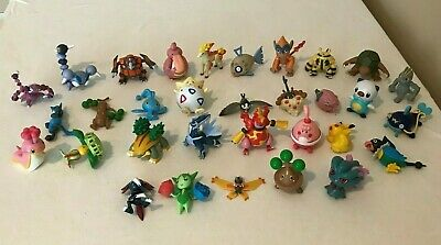 Pokemon Jakks Pacific Nintendo Diamond Pearl Choice of Assorted Figure Figures