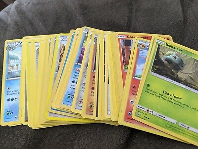 Pokemon U pick trading cards