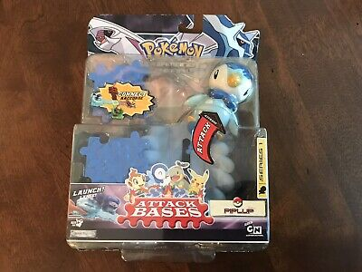 Pokemon Diamond and Pearl Attack Bases Piplup Series 1 In Package!