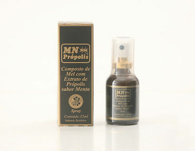 25 Bottles Of Mn Spray Compound Of Propolis Extract With Honey 35ml