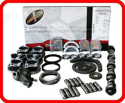 "00-02 Pontiac Olds Grand Am Alero 3.4l Ohv V6  ""e""  Master Engine Rebuild Kit"