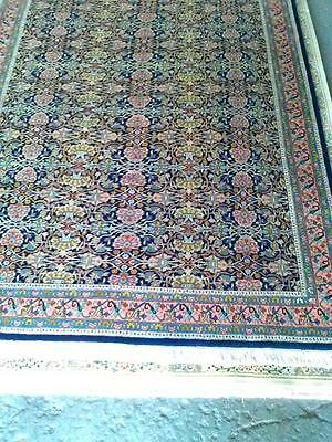 Beautiful Rich Hand Knotted 100% New Zealand Wool Pile Area Rug 9