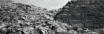Mary Peck (b.1952) Gelatin Silver Print Chaco Canyon