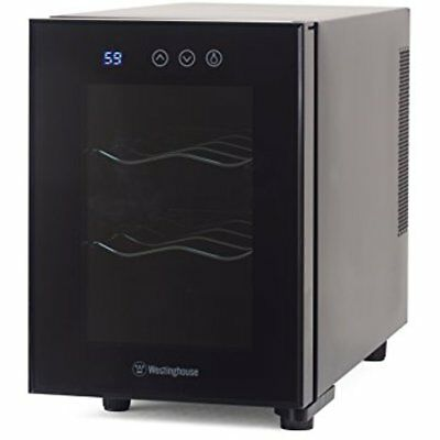 Westinghouse Wwt060tb Thermal Electric Bottle Wine Cellar With Touch Gift