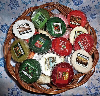 Свечи Yankee Candle CHRISTMAS Wax Melt