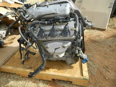 2003 03 2004 04 Honda Pilot V6 3.5l Awd 4wd Engine Assembly- 132k Miles