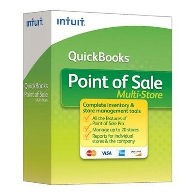 quickbooks desktop point of sale 18.0 multi store add a store