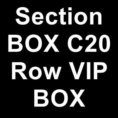 2 tickets paramore and foster the people 7/21/18 mountain view, ca