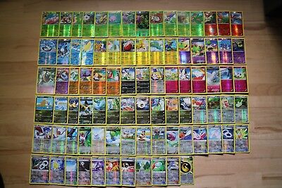 XY Roaring Skies Reverse Holos (Common, Uncommon & Rare) Pokemon Cards