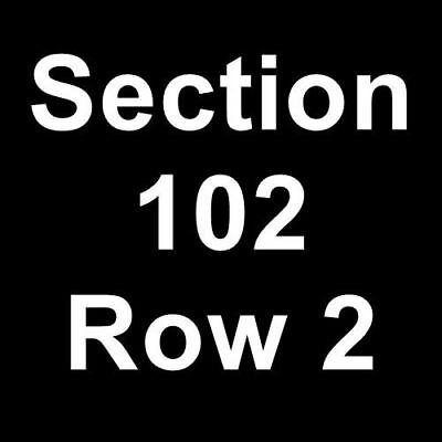 2 tickets journey and def leppard 9/29/18 gorge amphitheatre quincy, wa