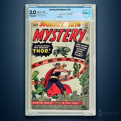 journey into mystery #84 (aug 1962, marvel) – first appearance of thor