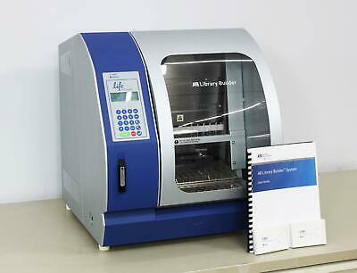 Applied Biosystem Next-generation Sequencing Ab Library Builder W Protocol Cards
