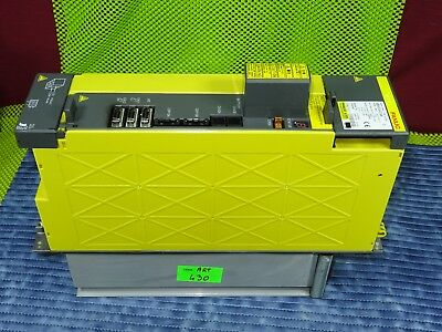 Fanuc A06b-6114-h210 #n Ver.d -- In Very Good Condition _ Invoice _ Art.430