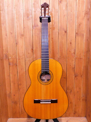 takao yamanashi c 8 1973 classical guitar vintage gut excellent condition used