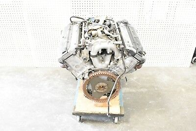 94-02 Mercedes R129 Sl500 Complete Engine Motor Block Assembly Oem