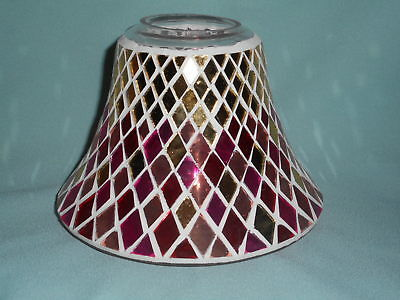 Yankee Candle Valentine Mosaic Jar Candle Shade New And Never Used