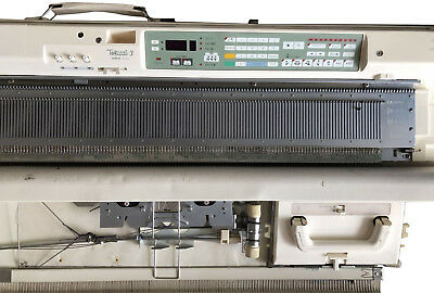 brother kh940 electronic computerized topical 3 knitting machine