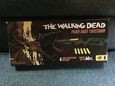 Robert Kirkman Autographed The Walking Dead Foam Dart Crossbow Skybound Sdcc