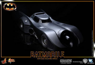 Hot Toys Batmobile (1989 Movie Version) Sixth Scale Collectible