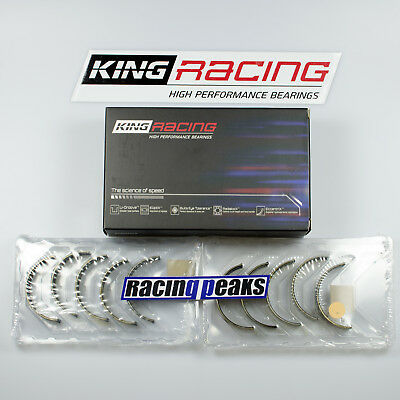 Renault F7p F7r F4r F5r F3p F3r F2 0.25 Main Bearing King Mb5180xp Acl 5m7807h