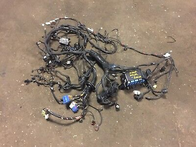 10 11 12 13 Kia Soul 2.0l Engine Bay Wire Wiring Harness W/ Fuse Box  Oem A1 57k