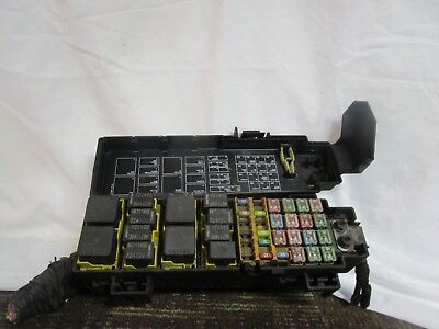 06 2006 Jeep Liberty Engine Fuse Box Relay Junction Block Diesel 2.8l 56047194ad