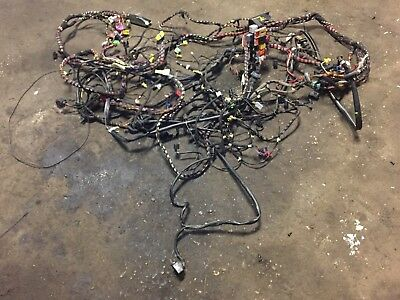 02 03 04 05 Volkswagen Passat 1.8l Engine Bay & Interior Wire Harness Oem D23