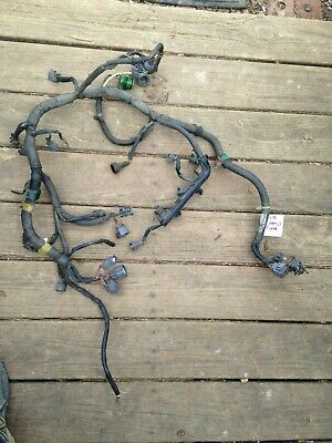 94-95 Acura Integra Ls 1.8l Oem Engine Wire Harness M/t B18 Wiring Dohc 5 Speed