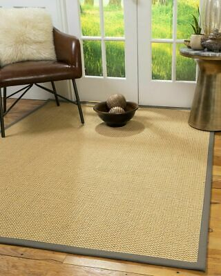 Benedict Hand Woven Non-slip Skid Resistant Area Throw Rug Carpet