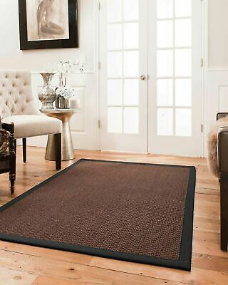 Talas Sisal Large Modern Non-slip Skid Resistant Area Throw Rug