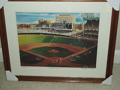 Yankee Stadium Limited Edition Lithograph