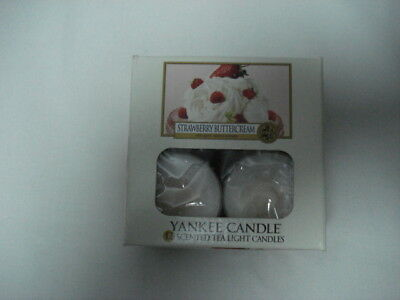 12 Pack Tealight Candles By Yankee Candle ~ 4-6 Hr Burn Time 7 To Choose From
