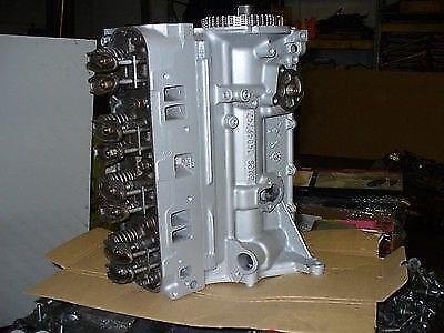 Remanufactured 1985-86 1.9 Ford (sohc) Long Block No.7102
