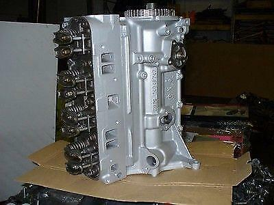 Remanufactured 1985-86 1.9 Ford (sohc) Long Block No.9857