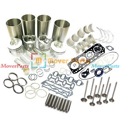 Overhaul Rebuild Kit For Kubota Engine V1500