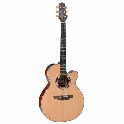 [new] Takamine World Standard Series Dsf46c N Acoustic Electric Guitar Sound
