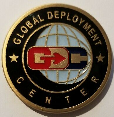 """Vhtf - Cia Ncs Gdc Global Deployment Center Topical Policy Governance Coin 1.5"""""""