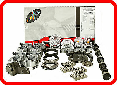 1968-1973 Ford Bbf 429 7.0l V8 Master Engine Rebuild Kit W/ Stage-2 Hp Camshaft