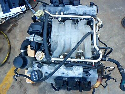 2004 Mercedes Slk320 R170 Complete Engine / Motor Assembly With 85k Oem