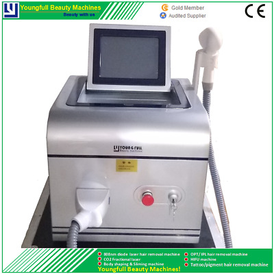 Laser Permanent Hair Removal Machine Shr 810nm Spa Clinic Home Beauty Equipments