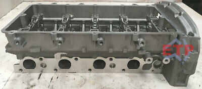Cylinder Head (bare) For Ford Duratorq 24 Fxfa Transit