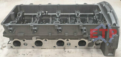 Cylinder Head (bare) For Ford Duratorq 24 H9fa Defender