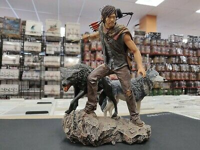 The Walking Dead Daryl Dixon 1:8 Scale Limited Edition Statue