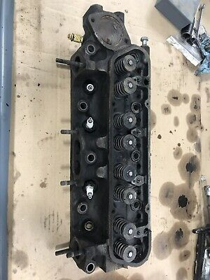 Used Cylinder Head Bob Cat, Gehl, Capri, Pinto  1.6 1600 Ford Kent Gas Engine