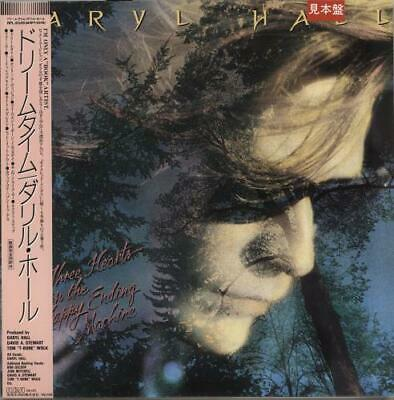 Three Hearts In The Happy Endin... Daryl Hall Vinyl Lp  Record Jpn Promo