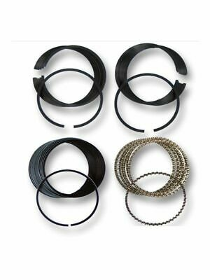 *moly Piston Rings* Fits Chevy Corvette Camaro 376 6.2l V8 Ls3 Ls-3 2008-2011