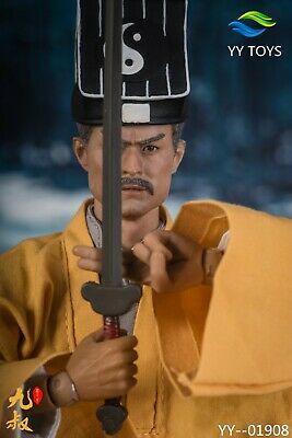 1/6 Yy Toys Yy-01908taoist Priest -ninth Uncle Action Figure Collection Toy