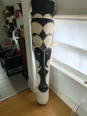 African Gabon Very Large Ceremonial Mask