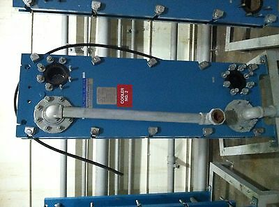 Mueller Accu-therm Plate Heat Exchanger - Model: At40 F-20